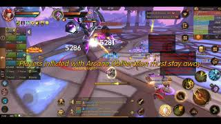 FROSTMOON  HERO NORMAL RAID 10 PLAYER GUIDE/ GUÍA- WORLD OF KINGS