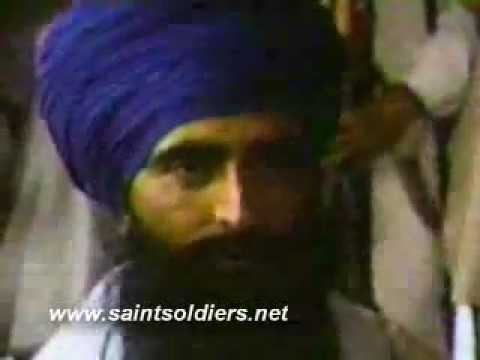 Sant Bhindranwale Interview  With Foreign Reporter