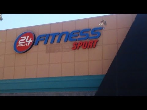 A Grand Tour Of The Gym We Train At