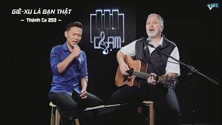 VHOPE | Thánh Ca 253: Giê-xu Là Bạn Thật - Thụy Long & Greg Bostock | CHẠM - Live Acoustic