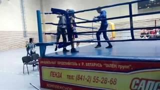 Никита стал победителем международного юношеского турнира по боксу памяти Ахметова