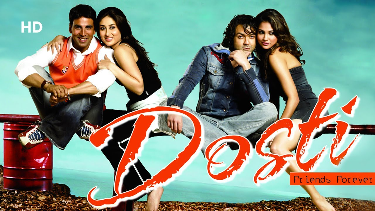 Download Dosti: Friends Forever | Akshay Kumar | Bobby Deol | Kareena Kapoor | Lara Dutta | Friendship Movie
