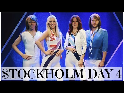 ABBA Museum & Epic Travel Fails | Stockholm with Sandra Day 4