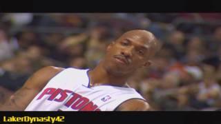 2003-04 Detroit Pistons Championship Season Part 1/4