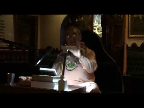 Lecture - Bhakti Sundar Goswami - Prabhupada in Venezuela