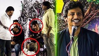 Jiiva Makes Fun of on-stage Drama | KEE | TN 737