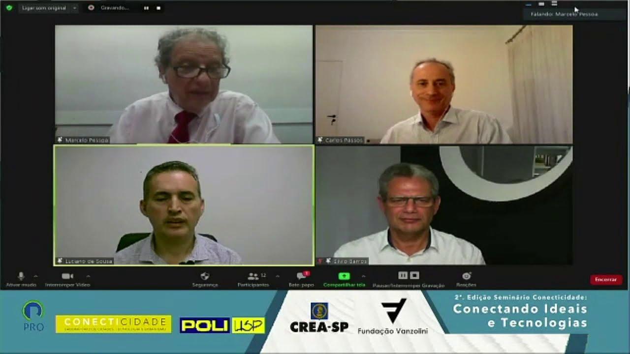 [SEMINÁRIO 2020] Vídeo Painel 6: Cases de Smart Cities: Campinas, Brasilia, Maringá