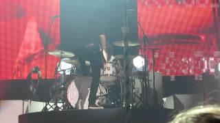 Silbermond - Für Dich Schlägt Mein Herz (Live in Berlin O2 World 08.12.12)