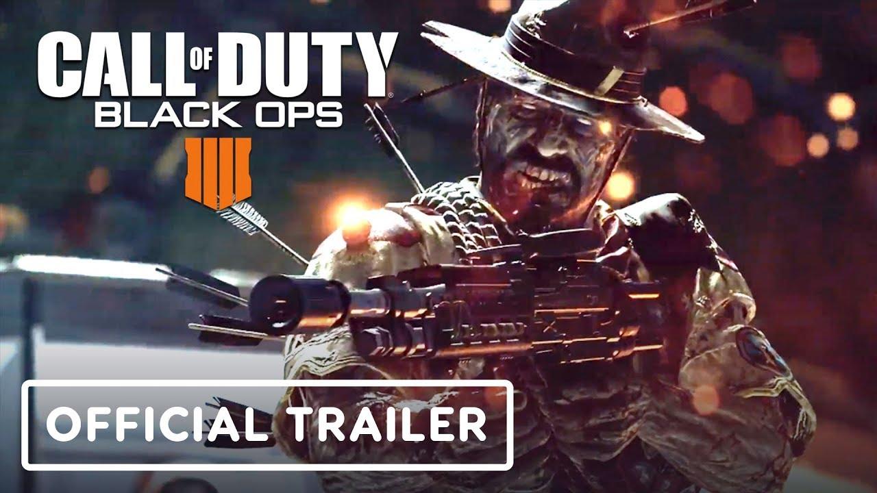 Call of Duty: Black Ops 4 - Offizieller Trailer zur Operation Apocalypse Z + video