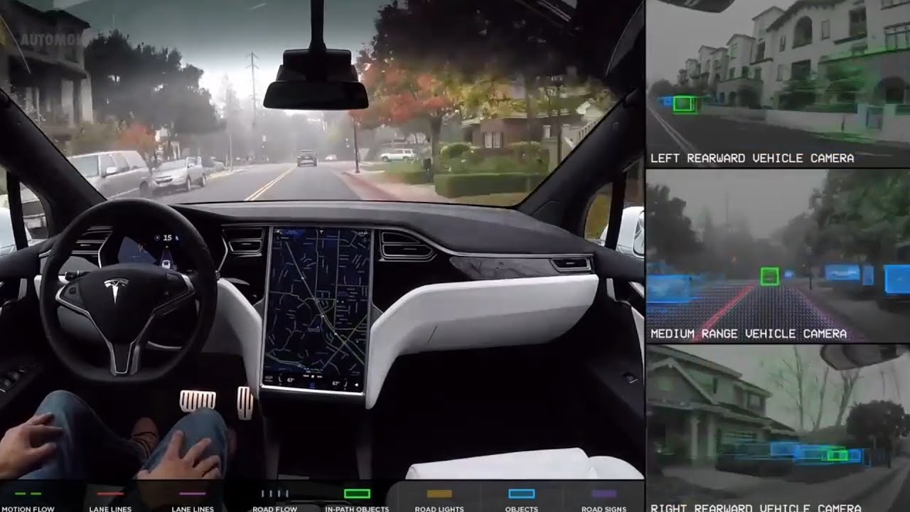 2018 tesla autopilot.  tesla 2018 tesla model s autopilot demonstration    on tesla autopilot h