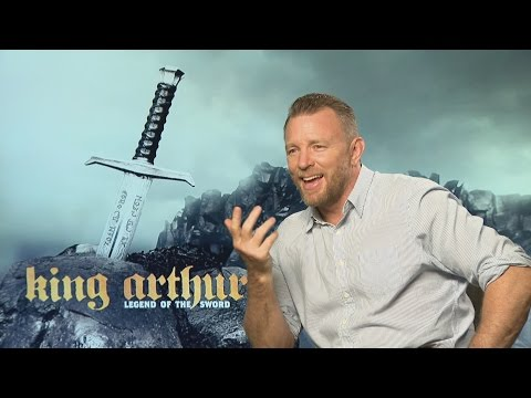 Guy Ritchie comes up with hilarious 'Geezer Name'