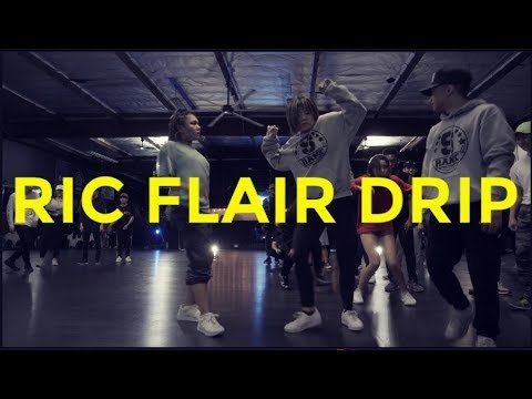 "Bailey Sok | ""Ric Flair Drip"" - Offset & Metro Boomin 