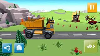 2018  LEGO Juniors Create & Cruise Building Games - Fun Kids Build New Lego Set Hero, T  for Adults