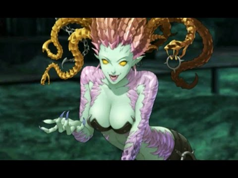 Shin Megami Tensei IV: Apocalypse - Boss: Medusa (War Mode)