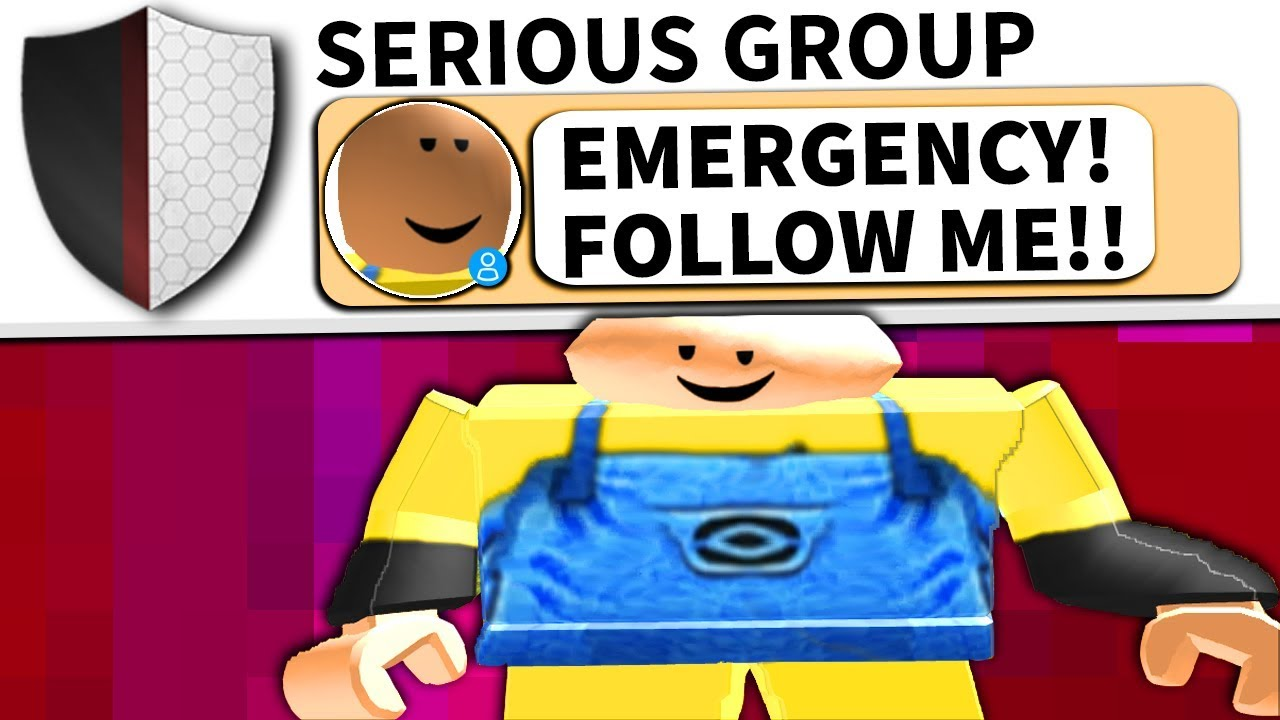 I Wasted A Huge Roblox Group S Time Youtube