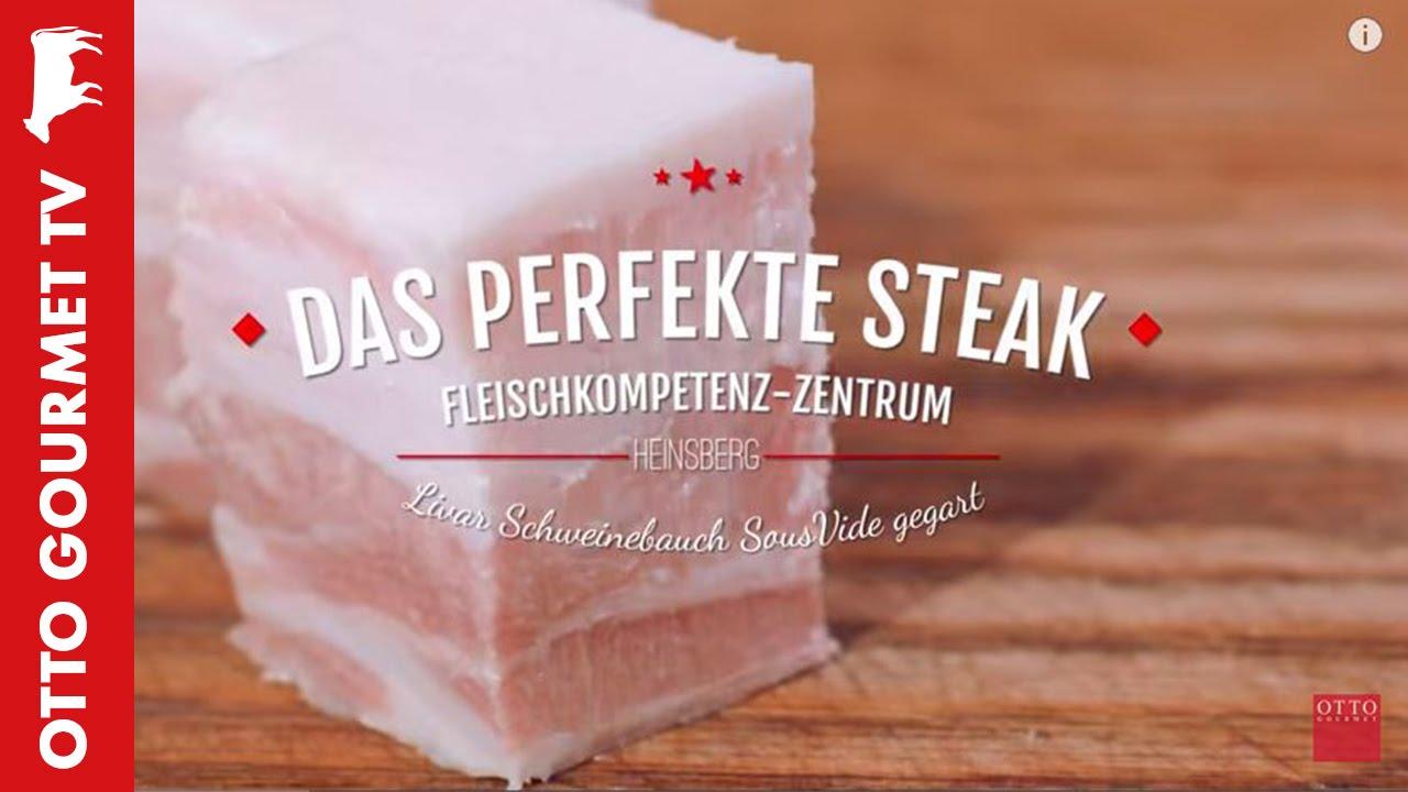 Livar Schweinebauch Perfekt Garen Sous Vide Youtube