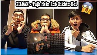 FILDAN - Tujh Mein Rab Dikhta Hai (Roop Kumar Rathod) | REACTION