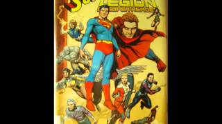 Superman and the Legion of Superheroes Review