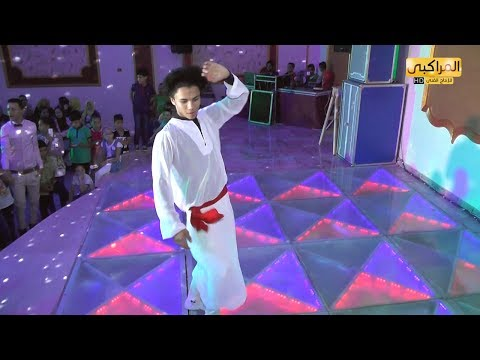 شاب يرقص رقص شرقى احسن من فيفى و صافينار استعراض جااااامد #المراكبى_للإنتاج_الفنى thumbnail