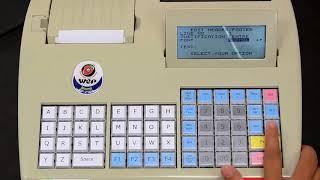 WeP BP-2100 الفواتير الطابعة الهندية-كيفية إنشاء رأس كل الفواتير-006