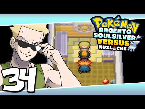 Pokemon Soul Silver Nuzlocke ITA - Parte 34 - Lt. Surge Capopalestra di Aranciopoli !
