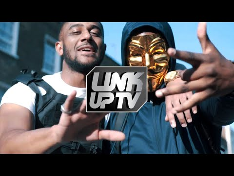 K.armani - Trappers & Rappers [Music Video] Link Up TV