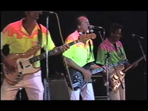 """Download G.B.T.V. CultureShare ARCHIVES 1990: THE MERRYMEN  """"Medley of calypso""""  (SD)"""