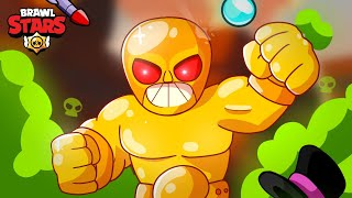 Brawl Stars tik tok story #4 | Gold El primo Vs Brawl world King