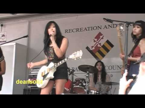 IVY ROSE: all-girl FILIPINO band  in BALTIMORE