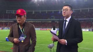 China vs Qatar (2018 FIFA World Cup Qualifiers)