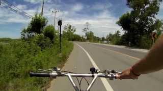Bicycle Trip in Asia -- Cambodia_Thailand_Malaysia -- [HD]