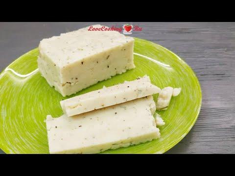 Постный сыр - простой рецепт нежного сыра | Vegan Cheese | LoveCookingRu