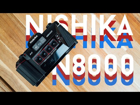 3-D PHOTOS! NISHIKA N8000 (Mura Masa Effect)