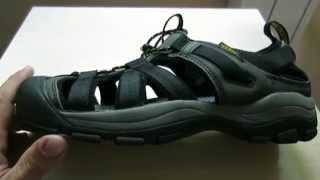 Туристическая обувь. кроссовки-сандали Keen обзор