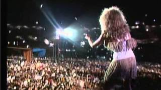 Скачать Tina Turner Addicted To Love Live In Rio Of Janeiro