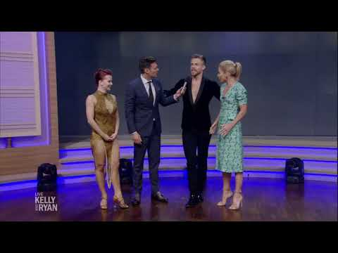Derek Hough Dances the Argentine Tango