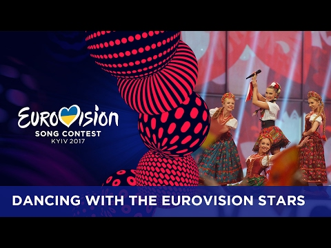 Dancing with the Eurovision stars!
