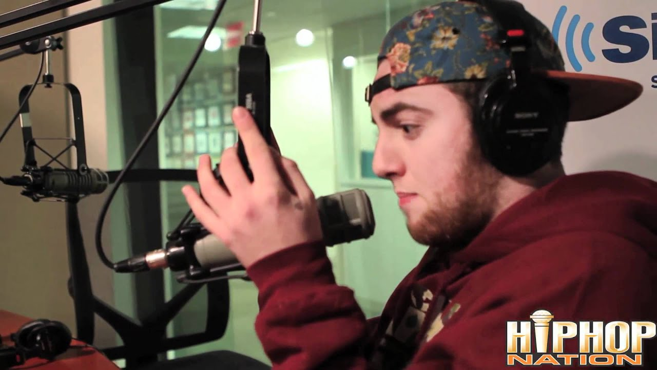 mac miller on the spot freestyle lyrics