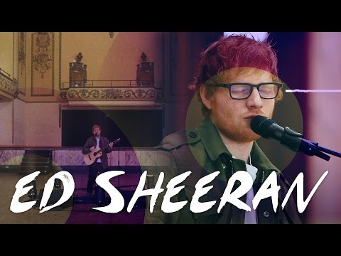 Ed Sheeran - What Do I Know? (Live for Absolute Radio)