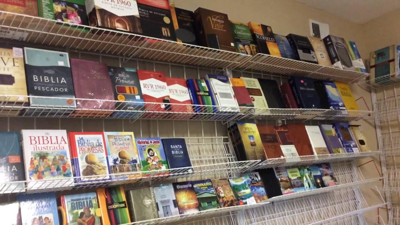 Nueva direcci n librer a cristiana youtube - Librerias cristiana ...