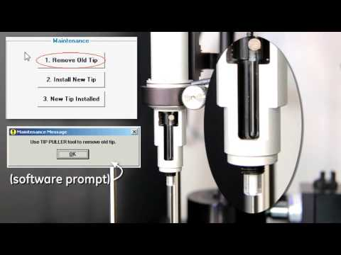 MicroCal Auto ITC200 - Cleaning the titration syringe