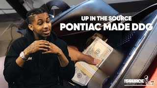 UP IN THE SOURCE | Pontiac DDG Speaks On Earning $50,000 From Youtube