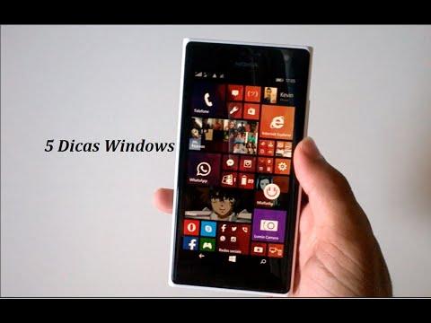 5 Dicas para Melhorar a Experiência de Uso do Windows Phone 8.1
