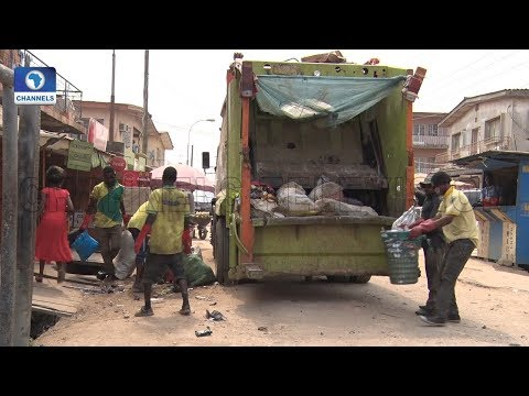 Lagos State In 'Waste War' As Big Story Analyses Situation Pt.2 |Big Story|