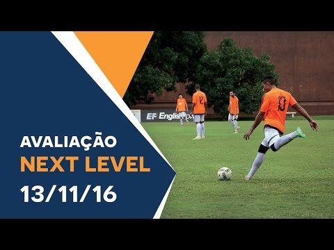 Avaliação Next Level Sports Brasilia - 13/11/2016