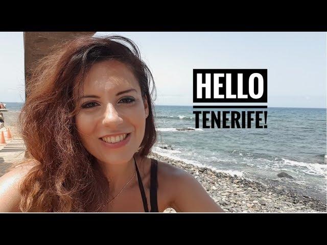Ilyen TENERIFE valójában! |Vloghotel forgatás 2. rész | Tamás Anita