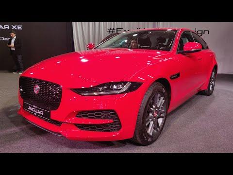 2020-jaguar-xe-bs6-walkaround-in-hindi-|-45-lakh-premium-sedan-|-motoroids