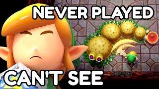 A TRUE BLIND Playthrough of Link's Awakening
