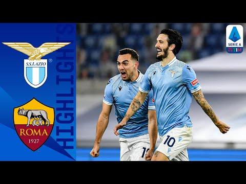 Lazio 3-0 Roma | Tris della Lazio, il Derby è biancoceleste | Serie A TIM