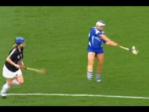 2015, Waterford v Kildare, All Ireland Camogie Final Intermediate grade